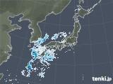 雨雲レーダー(2021年02月14日)