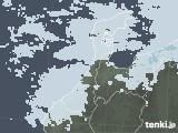雨雲レーダー(2021年02月23日)