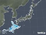 雨雲レーダー(2021年02月27日)