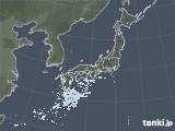 雨雲レーダー(2021年02月28日)