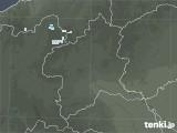 2021年02月28日の群馬県の雨雲レーダー