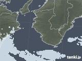 2021年02月28日の和歌山県の雨雲レーダー