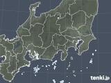 2021年03月01日の関東・甲信地方の雨雲レーダー