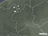 2021年03月01日の群馬県の雨雲レーダー