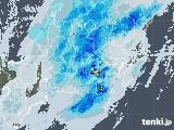 2021年03月02日の関東・甲信地方の雨雲レーダー