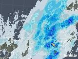 雨雲レーダー(2021年03月02日)