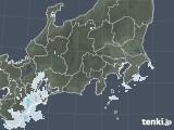 2021年03月04日の関東・甲信地方の雨雲レーダー