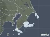 2021年03月04日の千葉県の雨雲レーダー