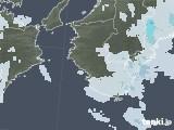 2021年03月04日の和歌山県の雨雲レーダー