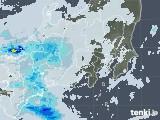 2021年03月05日の関東・甲信地方の雨雲レーダー