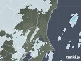 2021年03月05日の茨城県の雨雲レーダー
