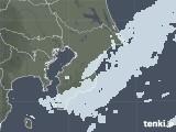 2021年03月06日の千葉県の雨雲レーダー