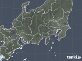 2021年03月07日の関東・甲信地方の雨雲レーダー