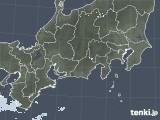 雨雲レーダー(2021年03月07日)