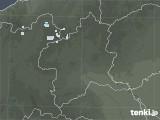 2021年03月07日の群馬県の雨雲レーダー