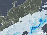 2021年03月08日の関東・甲信地方の雨雲レーダー