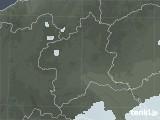 2021年03月08日の群馬県の雨雲レーダー