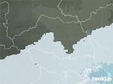 2021年03月08日の埼玉県の雨雲レーダー