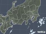 2021年03月09日の関東・甲信地方の雨雲レーダー