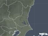 2021年03月09日の茨城県の雨雲レーダー
