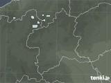 2021年03月09日の群馬県の雨雲レーダー