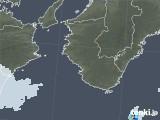 2021年03月09日の和歌山県の雨雲レーダー