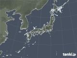 2021年03月10日の雨雲レーダー