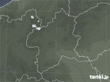 2021年03月10日の群馬県の雨雲レーダー