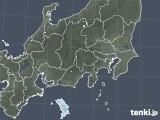 2021年03月11日の関東・甲信地方の雨雲レーダー