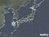 2021年03月11日の雨雲レーダー