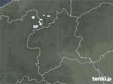2021年03月11日の群馬県の雨雲レーダー