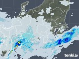 2021年03月12日の関東・甲信地方の雨雲レーダー