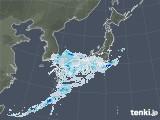 2021年03月12日の雨雲レーダー