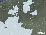 2021年03月12日の群馬県の雨雲レーダー