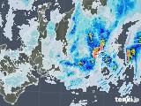 2021年03月13日の関東・甲信地方の雨雲レーダー
