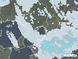 雨雲レーダー(2021年03月13日)