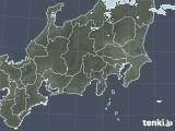 2021年03月14日の関東・甲信地方の雨雲レーダー