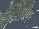 2021年03月15日の関東・甲信地方の雨雲レーダー