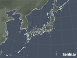 雨雲レーダー(2021年03月15日)