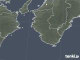 2021年03月15日の和歌山県の雨雲レーダー