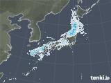 2021年03月16日の雨雲レーダー