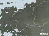 2021年03月16日の群馬県の雨雲レーダー