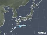 2021年03月17日の雨雲レーダー