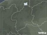 2021年03月17日の群馬県の雨雲レーダー