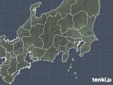 2021年03月18日の関東・甲信地方の雨雲レーダー