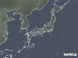 2021年03月18日の雨雲レーダー