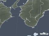 2021年03月18日の和歌山県の雨雲レーダー