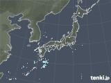 2021年03月19日の雨雲レーダー