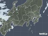 2021年03月20日の関東・甲信地方の雨雲レーダー