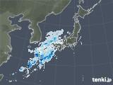 2021年03月20日の雨雲レーダー